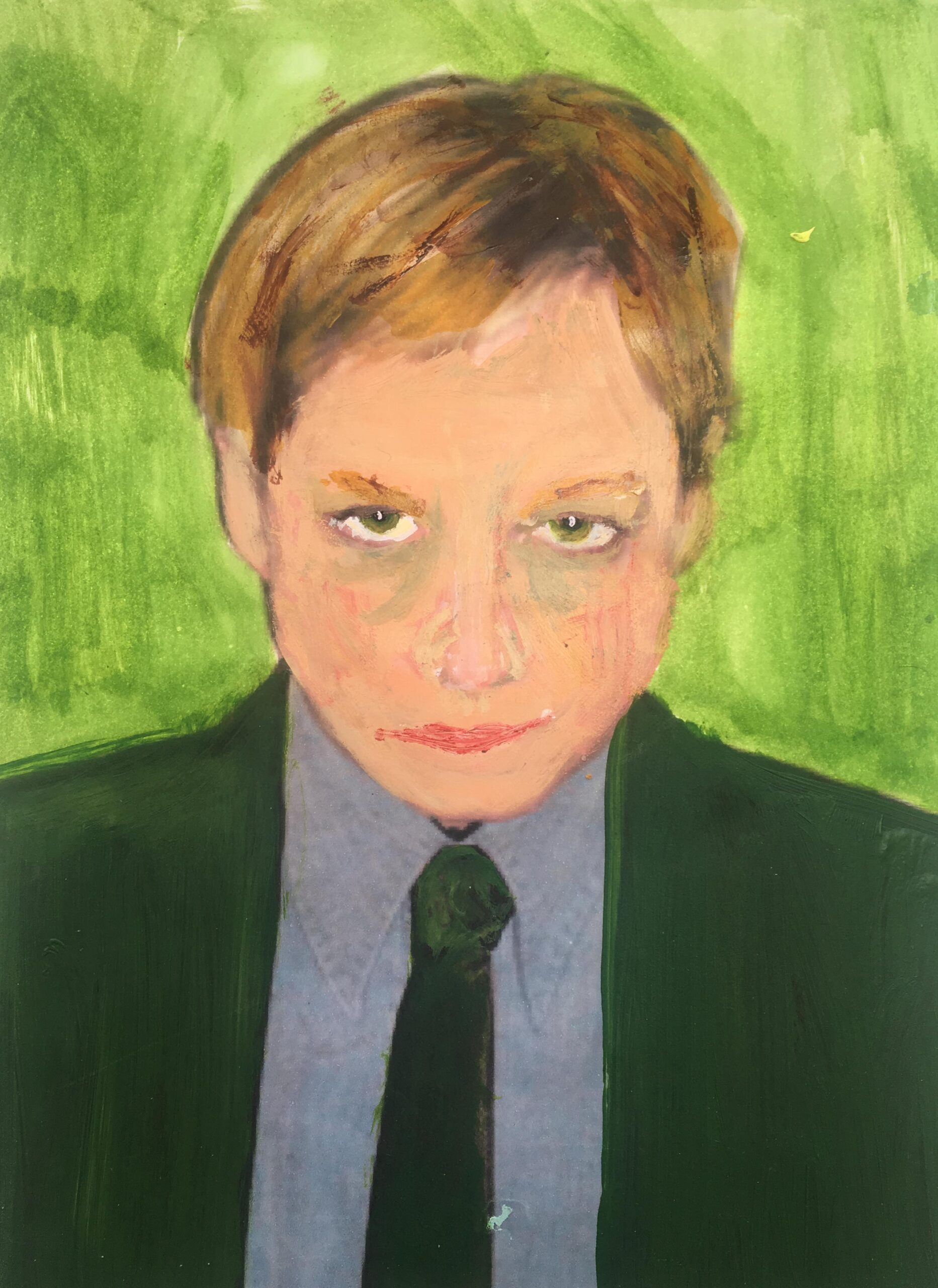 Self-Portrait (1)